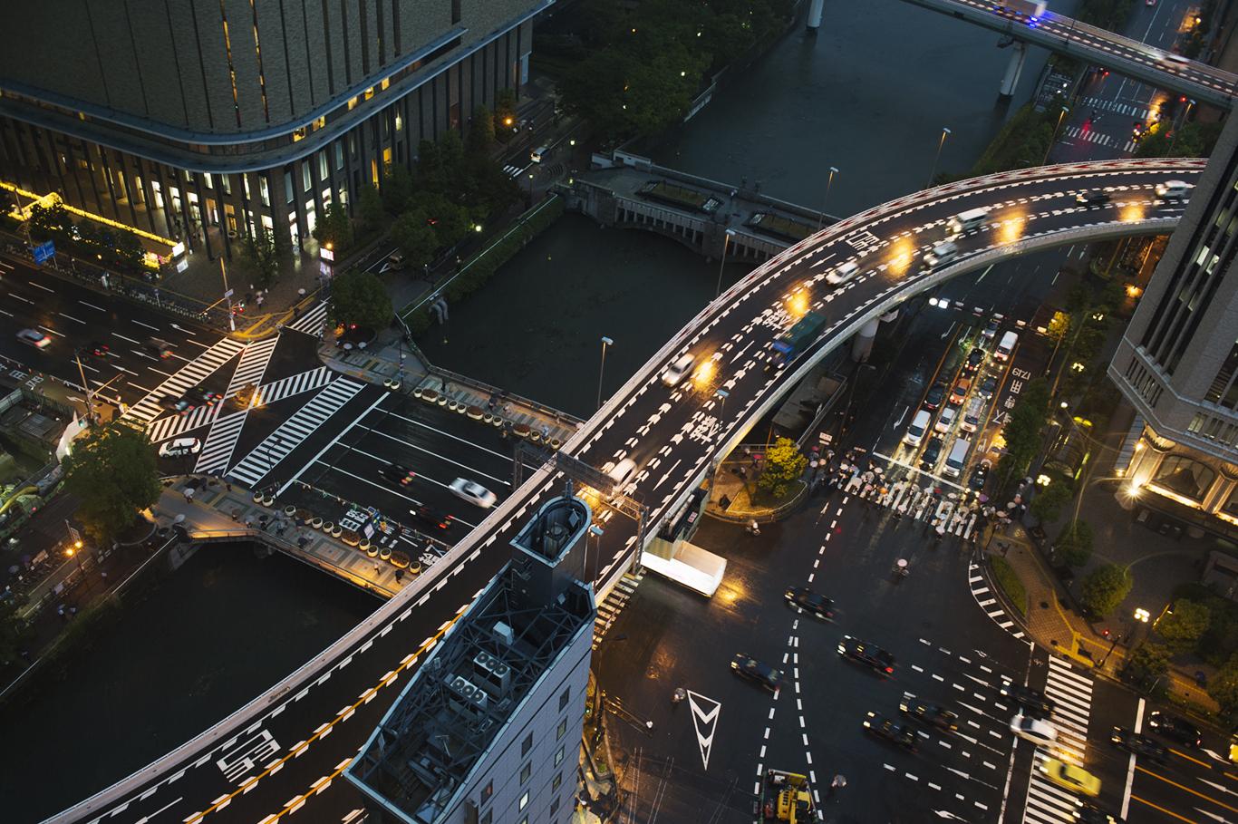 japan rush hour