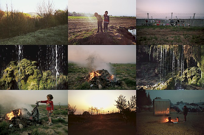 Whereabouts (Idomeni, Skra, Greece 2016)